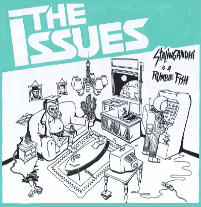 "The Issues ""Stalingandhi is a Rumble Fish"""