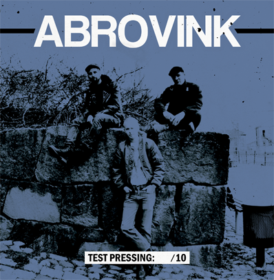 "CPR030-Abrovink ""s/t"" (Lim. 10 Test Pressing)"