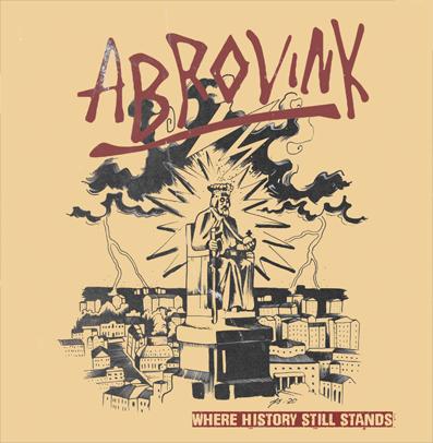 "CPR041-Abrovink ""Where history still stands"" (Vinilo transparente)"
