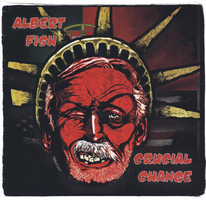 "Albert Fish/Crucial Change ""s/t"""