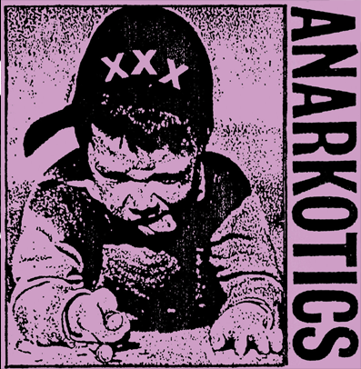 "Anarkotics ""Demo 1988+bonus"" (Purple transp. vinyl)"