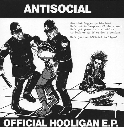 "Antisocial ""Official Hooligan"""