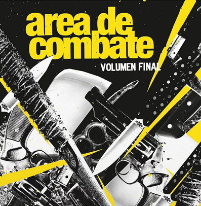 "Area de Combate ""Volumen Final"""