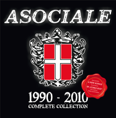 "Asociale ""1990-2010 Complete Collection"""
