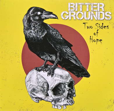 "Bitter Grounds ""Two sides of hope"" (Red vinyl)"