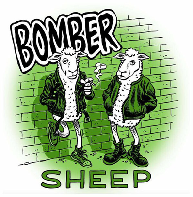 "Bomber ""Sheep"""