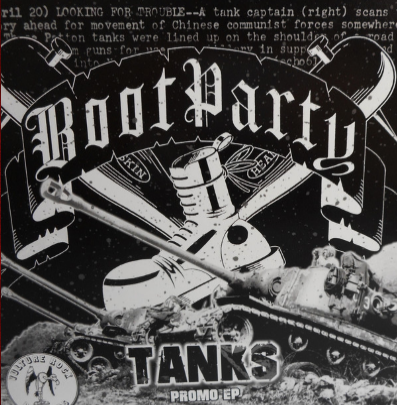 "Boot Party ""Tanks"""