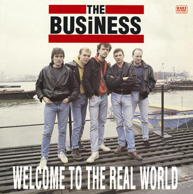 "The Business ""Welcome to the Real World"" (Vinilo rojo)"