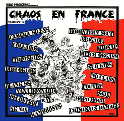 "VV.AA. ""Chaos en France Vol.1"""