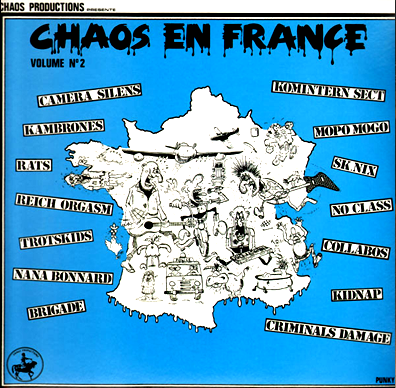 "VV.AA. ""Chaos in France Vol.2"""
