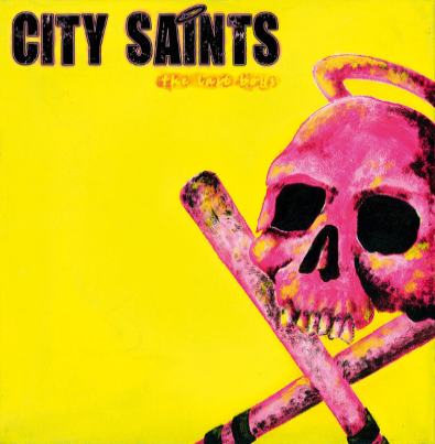 "City Saints ""The Last Boys"" (Vinilo amarillo)"