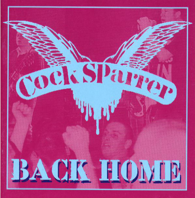 "Cock Sparrer ""Back Home"""