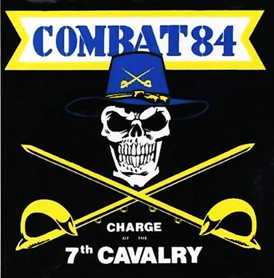 "Combat 84 ""Charge of the 7th Cavalry"" (White vinyl)"