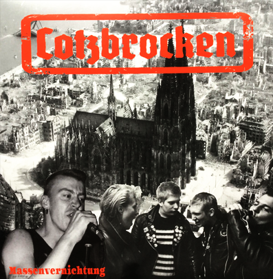 "Cotzbrocken ""Massenvernichtung"" (2nd press)"