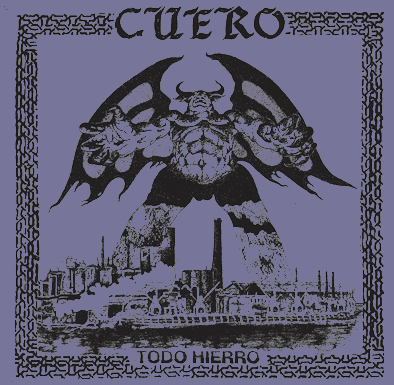 "Cuero ""Todo Hierro"" (2nd press)"