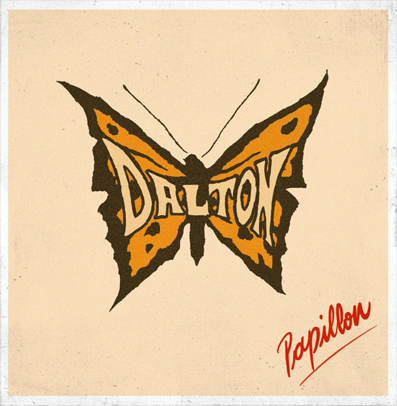 "Dalton ""Papillon"" (2nd press/Green vinyl)"