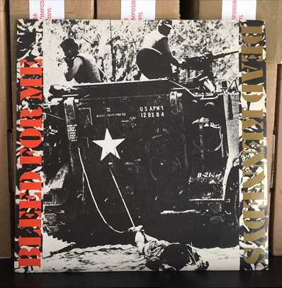 "Dead kennedys ""Bleed for me"" (with insert)"