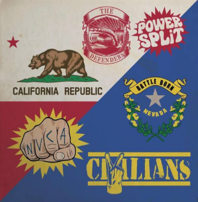 "The Defenders/Civilians ""Power Split vol.1"""