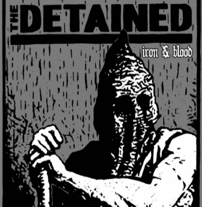 "The Detained ""Iron & Blood"" (Splatter)"