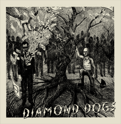 "Diamond Dogs ""s/t"""