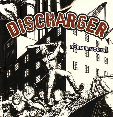 "Discharger ""Born Inmortal"""