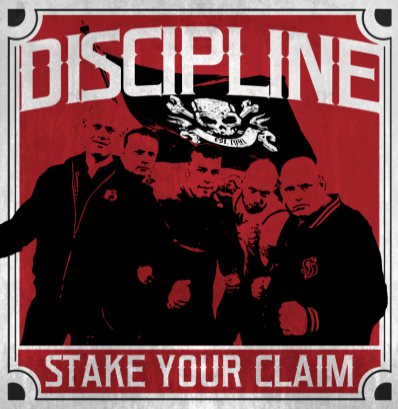 "Discipline ""Stake your claim"" (Gatefold/Red vinyl)"