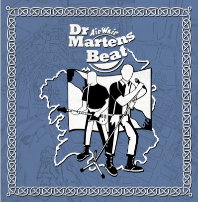 "CPR022-Dr. Martens Beat ""Smash them up!"" (Blue vinyl)"