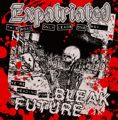 "Expatriated ""Bleak future"""