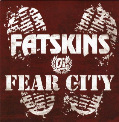 "FatSkins/Fear City ""s/t"""