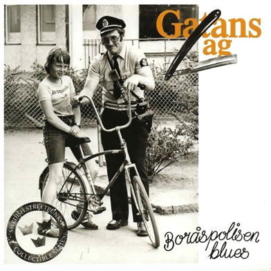 "Gatans Lag ""Boråspolisen Blues"""
