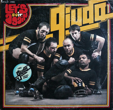 "Giuda ""Let's do it again"""