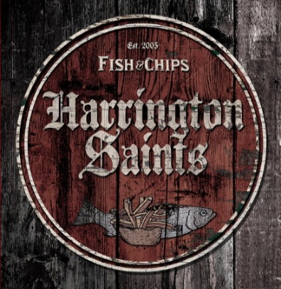 "Harrington Saints ""Fish & Chips"" (Blue vinyl)"
