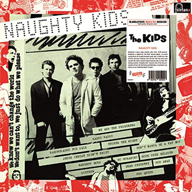 "The Kids ""Naughty Kids"" (180gr vinyl)"