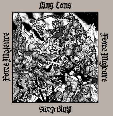 "King Cans/Force Majeure ""Split"""