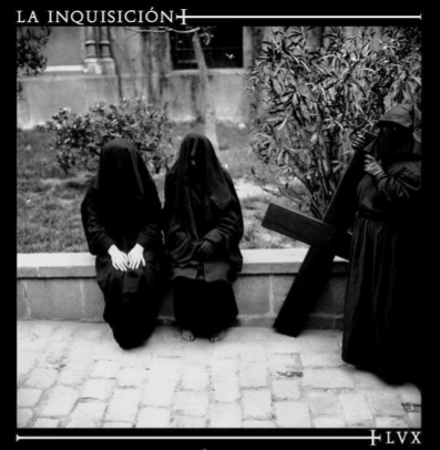"La Inquisición ""LVX"" (White vinyl)"