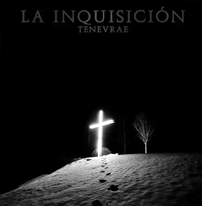 "La Inquisición ""Tenevrae"" (Black/Gold vinyl)"