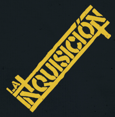 "CPR015-La Inquisición ""s/t"" (Yellow vinyl)"