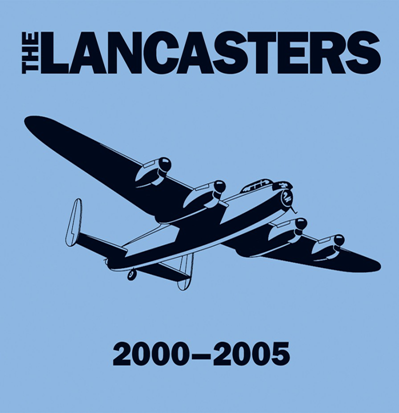 "The Lancasters ""2000-2005"" (Blue/black vinyl)"