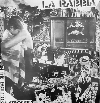 "La Rabbia ""In the face of atrocities"""