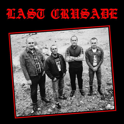 "Last Crusade ""s/t"" Red vinyl)"
