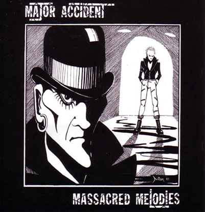 "Major Accident ""Massacred Melodies"""