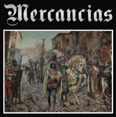 "Mercancias ""s/t"" (2nd press)"