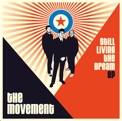 "The Movement ""Still Living The Dream EP"" (Vinilo rojo)"
