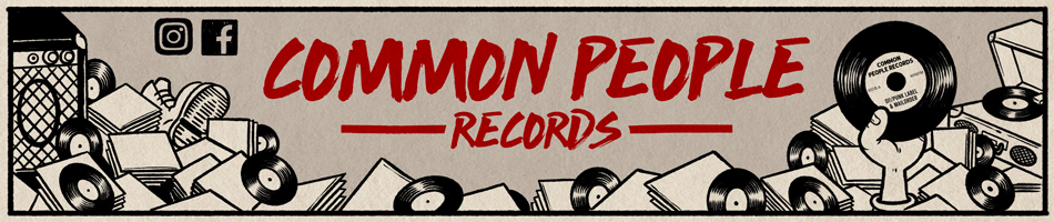 Common People Records - Label & Mailorder