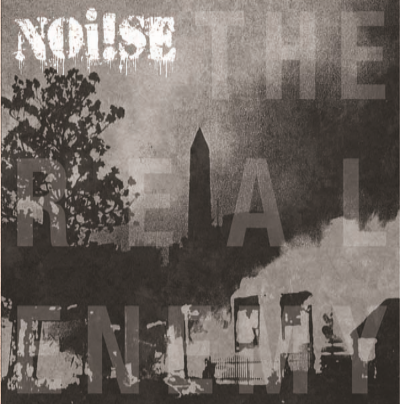 "Noi!se ""The Real Enemy"" (Vinilo blanco)"