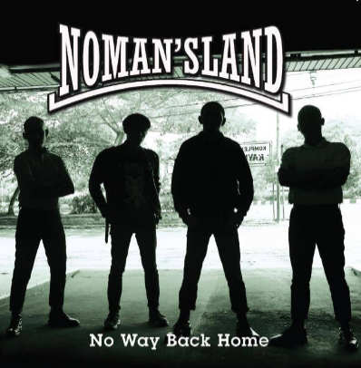"No Man's Land ""No way back home"" (Vinilo naranja)"