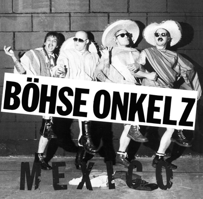 "Böhse Onkelz ""Mexico"" (Red vinyl)"
