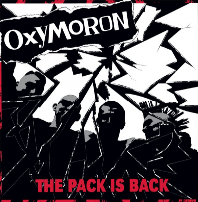 "Oxymoron ""The pack is back"" (Vinilo rojo)"
