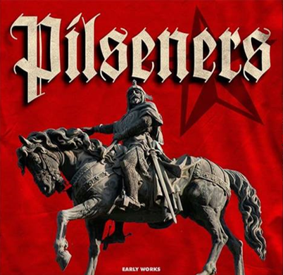 "Pílseners ""Early Works"" (Red vinyl)"