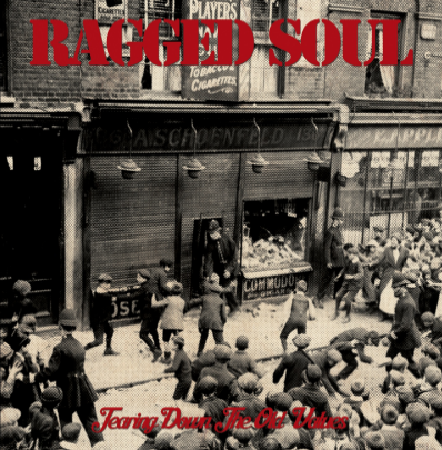 "CPR016-Ragged Soul ""Tearing down the old values"" (Red vinyl)"